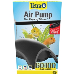 Tetra Whisper 100 Aquarium Air Pump UL Listed