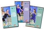Fit Tower Advanced DVD 3 Pack Bundle