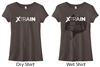 Sweat activated XTrain I Am The Competition t-shirt