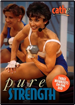 cathe pure strength series workout dvd