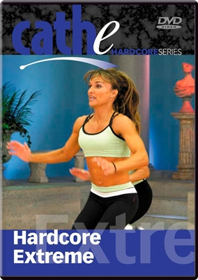 Cathe Hardcore Series: Hardcore Extreme Workout DVD