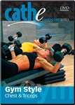 Cathe Hardcore Series: Gym Style Chest & Triceps Workout DVD