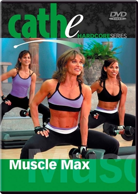 cathe Muscle Max workout DVD