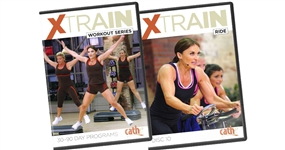 XTRAIN DVDs Only (Includes Ride! DVD)