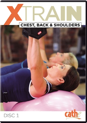 XTRAIN Chest/Back/Shoulders Workout DVD