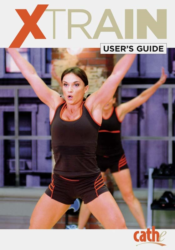 cathe xtrain user guide pdf