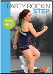 Party Rockin' Step workout 2 DVD