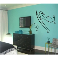 "Instantly transform any room or office with minimalist surf wall graphics by surfer/designer Dave C. Reynolds. Inspired from Dave's love of surfing, the beach and the surfer lifestyle and coining of ""Minimal Surf"" style art.  ""Minimalism is..."