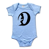 Barrelled Baby Surfer One Piece Bodysuit