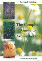 COMPLETE GUIDE TO AROMATHERAPY, book, new