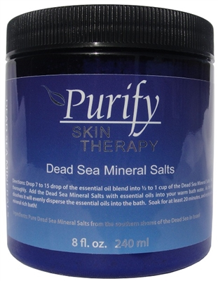 DEAD-SEA, dead sea mineral salts from the southern shores of the Dead Sea