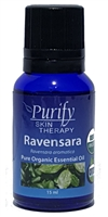 100% Pure Premium Grade, USDA Certified Organic Ravensara Essential Oil by Purify Skin Therapy