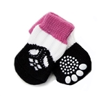 Tiny Dog Socks Saddle Shoe