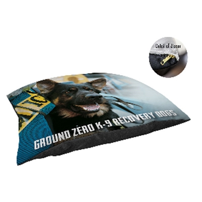 """K9 Recovery Dog"" Dog Bed"