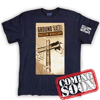 "The Ground Zero Cross"" T-Shirt"