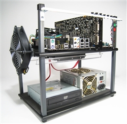 Top Deck Tech Station - Standard size (ATX)