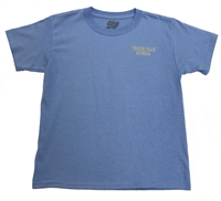 Kids Blue 84 Toccoa Falls T-Shirt