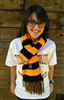 Legacy TFC Gold and Navy Striped Scarf