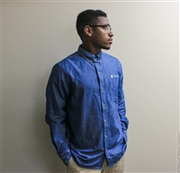 Men's Charles River Chambray Shirt