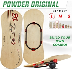Si Boards Powder Original board