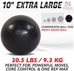 Si Boards 10 inch Super Deluxe ball