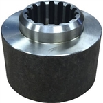 Stump Jumper / Flywheel 15 Splined Hub