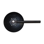 "12"" Hiller Disc w/ 22"" Shank - 6 Bolt Pattern"