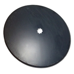 "20"" Smooth Harrow Disc Blade with 1"" Square Hole"