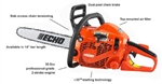 Echo CS-310 Chainsaw 30.5cc 5 Year Warranty