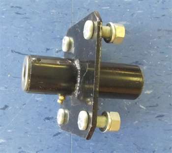 "3/4"" Fabricated Steel Hub with Oilite Bushing and Mounting Bolts"