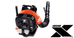 Echo 63.3 cc X Series Backpack Blower with Hip-Mounted Throttle