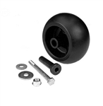 DECK WHEEL KIT WITH HARDWARE-EXMARK 103-3168 103-4051, KUBOTA K5371-42110