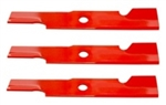"Exmark 15-1/4"" Notched Air Foil Hi-Lift Blade"