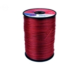 (1) ROLL OF .105 X 1150' PROFESSIONAL RED ROUND TRIMMER LINE*MADE IN USA*3513