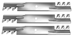 "SET OF 3 21"" COMMERCIAL MULCHER BLADES"