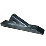"1"" Thick x 2-1/2"" Point Width x 12"" Long Subsoiler Point"