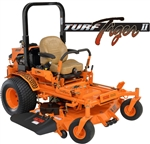 "SCAG Turf Tiger II 61"" 37HP EFI Vanguard Pto Shaft Drive"