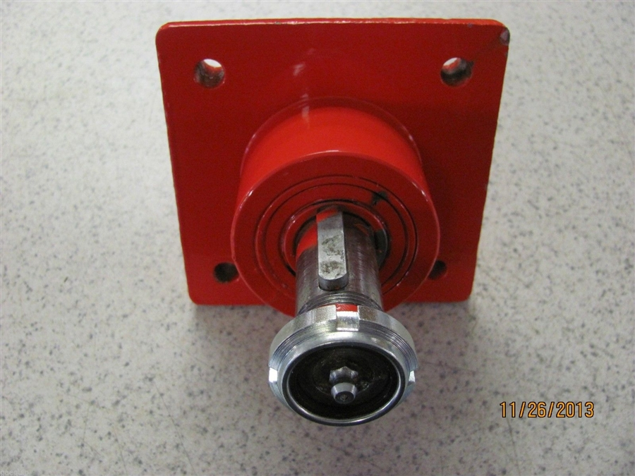 Finish Mower Spindle Assembly : Spindle assembly for finishing mowers