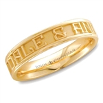 Medium Expres™ Ring - 18K Yellow