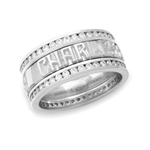 Expres™ Diamond Eternity Band - Platinum
