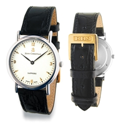 Swiss Made Monogram Watch