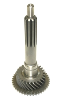 NV3500 Input Shaft 26T GM 91-95 23mm Bearing Type, 1 Spline Groove, 290-16AR