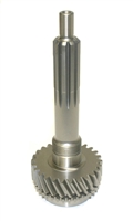 Muncie M22 Input Shaft 26T 10 Spline, AWT297-16U - Transmission Parts