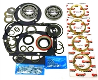 Saginaw 4 Speed HD Bearing Kit with Synchro Rings, BK115HDWS