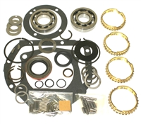 Saginaw 4 Speed Bearing Kit with Synchro Rings, BK115WS