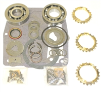 T14 Jeep 3 Speed Bearing Kit with Synchro Rings, BK120WS
