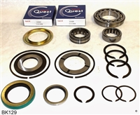 SM465 4 Speed Bearing Kit Iron Top Cover Includes Small Parts, BK129