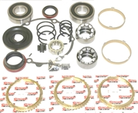 NV3500 5 Speed GM 1991-Up Bearing Kit with Synchro Rings BK235EWS