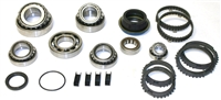 T45 Bearing Kit with Synchro Rings, BK250WS