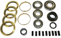 TR3650 Bearing Kit with Synchronizer Rings, BK255WS